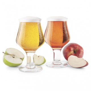 The complete List of ciders will be displayed in April 2021